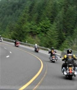 STAR chapter 146. Portland, Oregon motorcycle riding group.